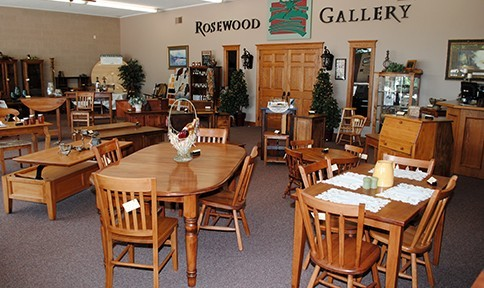 Furniture gallery furniture gallery rosewood creations for Rosewood ranch cost